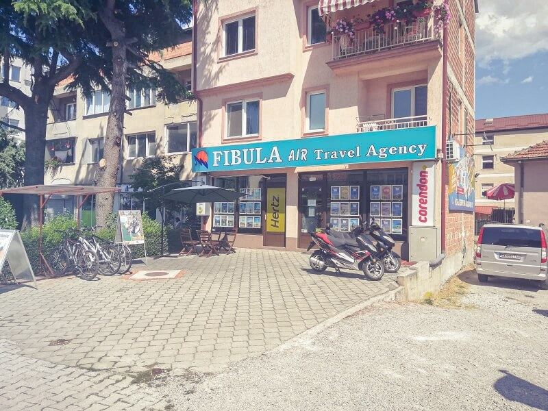 Travel Agency Ohrid