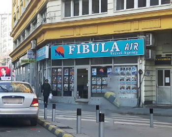 Travel Agency 1